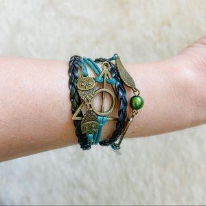 🏖 Harry Potter Charm Bracelet